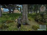 12 минут геймплея PC-версии Final Fantasy 15.