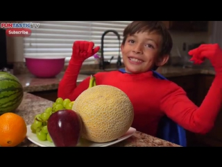 Johny Johny Yes Papa 2 - Fruits and Vegetables Song for Children - Nursery Rhymes- Kids Songs