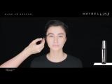 Тренды 2017 ➥ Сияние кожи с хайлайтером от Maybelline New York!