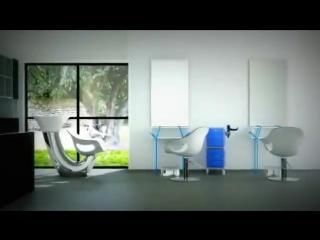 Итальянский бренд Ceriotti - мебель для салонов красоты в Хитэк