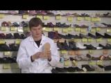 Детская ортопедическая обувь купить в Москве