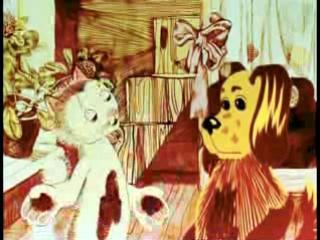 Як Песик і Кошеня Мили Підлогу (1977) - мультфільми українською мовою_low