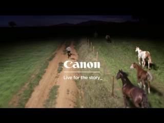 Музыка из рекламы Canon - Live for the Story (2017)