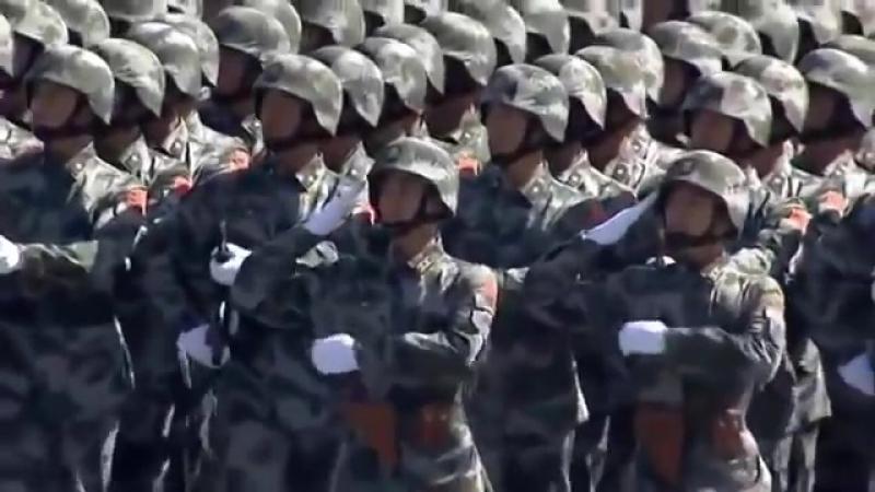 Китайская армия дронов НАСТУПАЕТ!Это не люди-это роботы