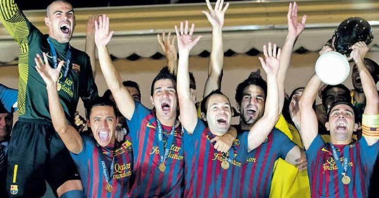 "26-avgust, ""Barcelona"" tarixida..."