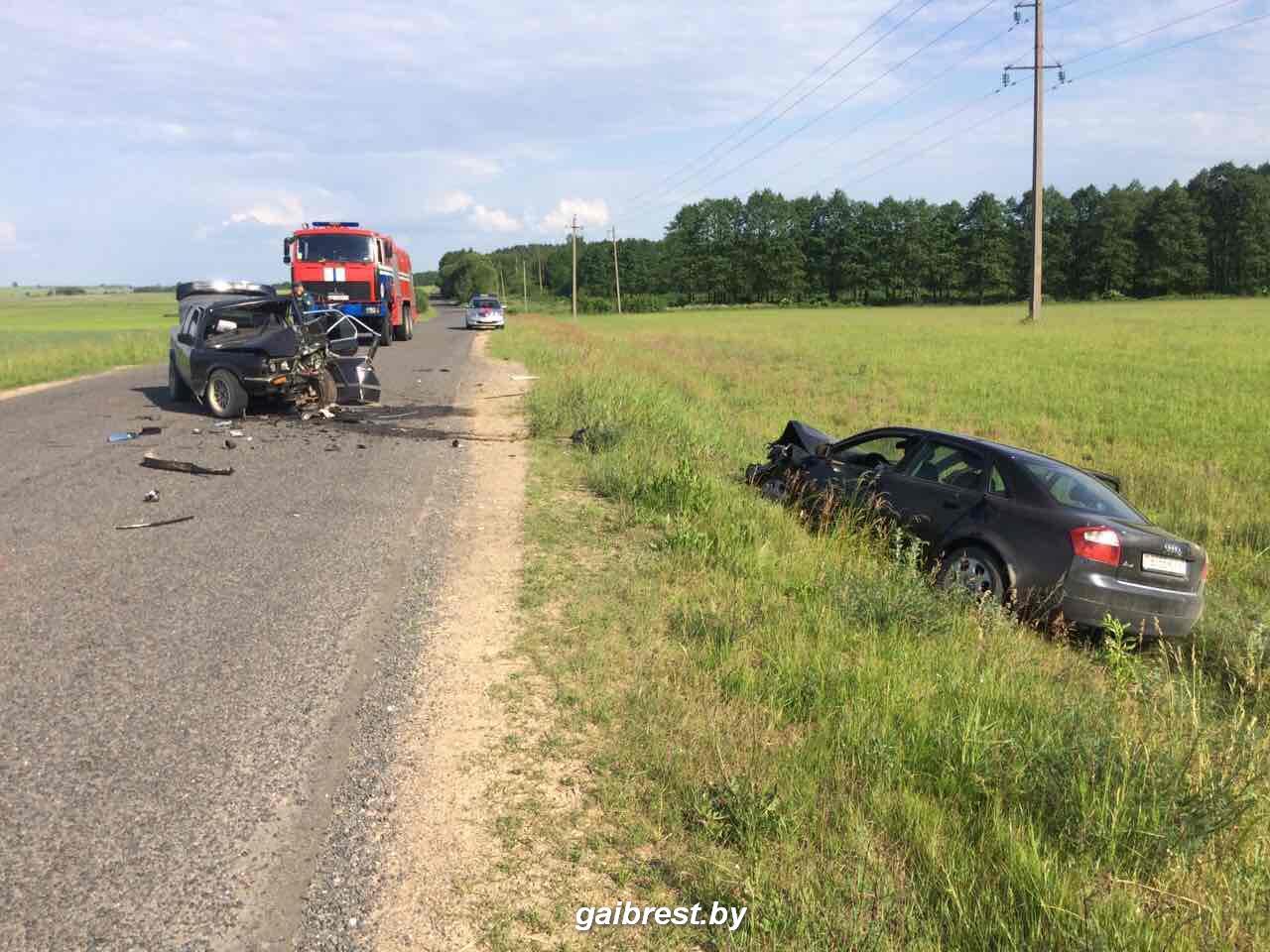 Авария в смолевичском районе 9 10 2018 фото 3