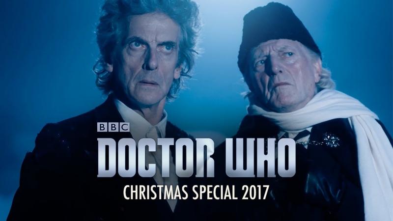 Доктор Кто / Doctor Who.10 сезон.Трейлер рождественского эпизода (2017) [1080p]
