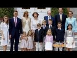 La familia del Rey. Nivel A1