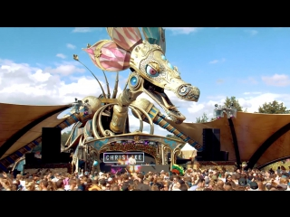 Chris Lake - Live @ Tomorrowland Belgium 2017: Heldeep Stage