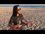 Шикарный летний кавер на Bob Marley - Is this love (ukulele cover)