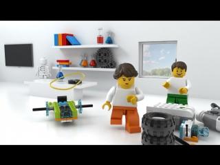 Знакомьтесь, новый WeDo 2.0!Lego Education Russia56