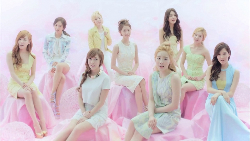 [04.09.2012] Girls' Generation - All My Love Is For You