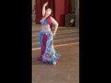 Великолепная Ясмин на вечеринке Недели арабской культуры 18.03.17