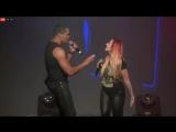 Valentina Monetta and Jimmie Wilson - Spirit of the Night (San Marino) _ LIVE Israel Calling 2017