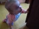 Динуся в гостях у бабушки с дедушком 2014-07-10 15-35-08