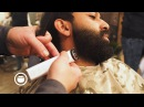 Beard Trim Shaped like Carlos Costa's | Cut and Grind