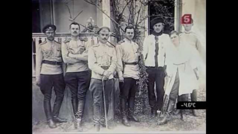 Генерал Слащев спаситель Крыма в 1920 году ...