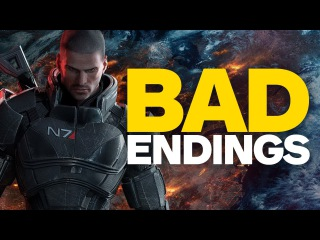 Top 10 Bad Endings in Good Games