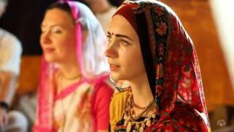 Амрита - бхаджан Ишта-деве вигьяпти
