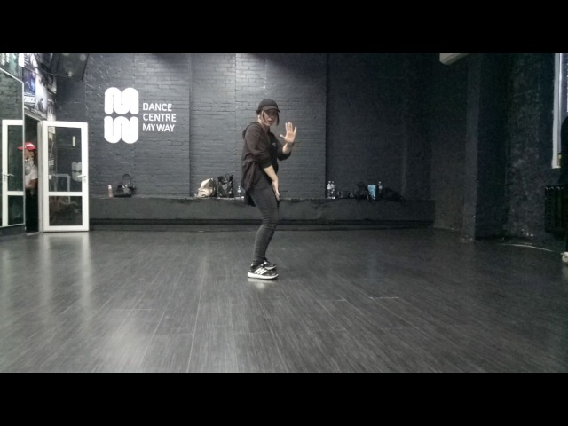 Choreography by Maxim Kovtun (J.T. FuturesexLovesound) solo NS Ackles