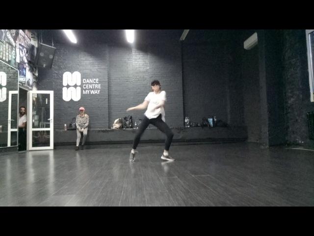 Choreography by Maxim Kovtun (J.T. FuturesexLovesound) solo Katya
