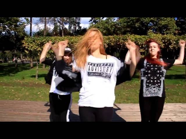 DOZA DS : 'stress, come on!' by big byung | Dzintra Dubrova choreography