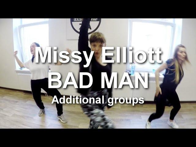 DOZA DS : 'bad man' by missy elliott (a.gr.) | Dzintra Dubrova choreography