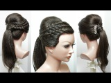 Puff Hairstyles. Easy & Best Hairstyle for Long Hair.
