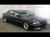 Бмв 7 .Обзор BMW E38 ALPINA B12 5.7 6.0, BMW L7.Тачка для души.ЛЕГЕНДА из 90х. Лучше экземпляры.