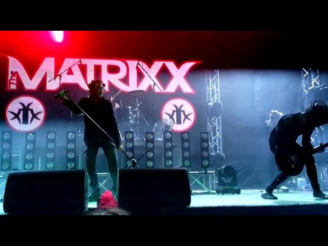 The MATRIXX - Меня зовут, Такой день, Рай, Космос, Инцептионус, Жить всегда, Романтика (Екатеринбург, TeleClub, 8 октября 2016)