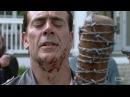 The Walking Dead 7x08 Ниган напугал Рика,убил Спенсера,Оливию и забрал Юджина.