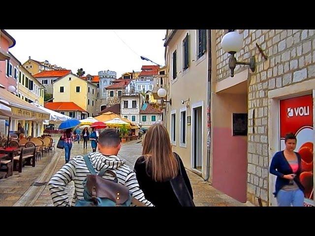 Herceg Novi: Montenegro, HD Video Tour