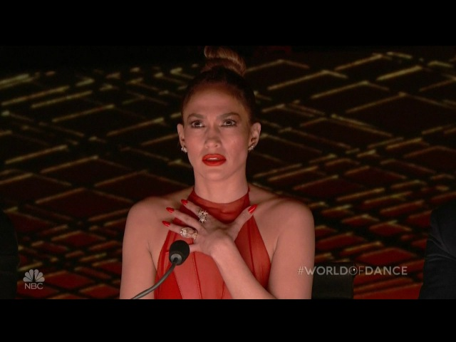 NBC World Of Dance Diana Pomba Week 1 HD (Junior Contemporary)