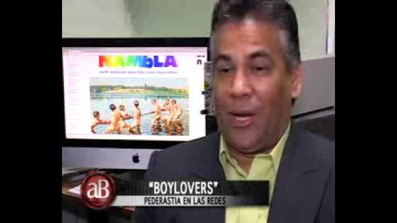 BOYLOVERS PEDERASTIA EN LA RED