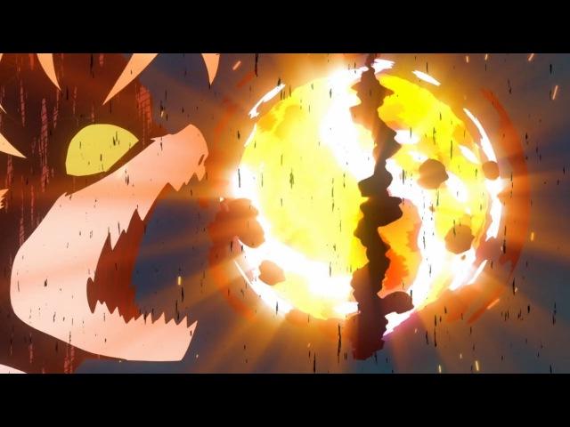 Kobayashi-san Chi no Maid Dragon 02 - Tohru playing with Kanna