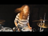 Killing In The Name (Rage Against The Machine) drum cover by Sina