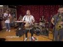 Los Ajenos perform Rumba Pura Vida