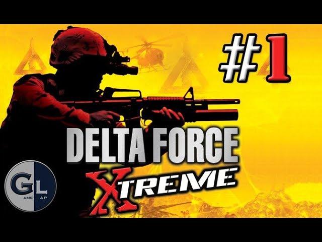 [Прохождение] Delta Force: xTreme 001