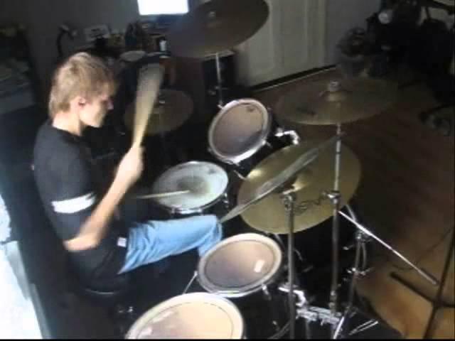 Hammerfall - Riders Of The Storm - cover by Sebastian Świątek :D