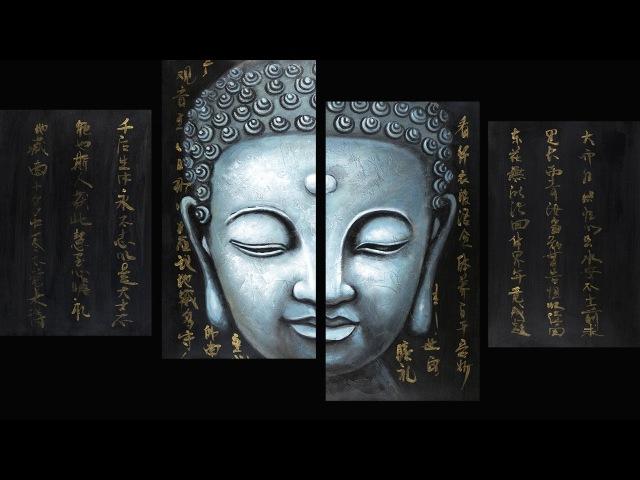 Shurangama Mantra In Sanskrit Buddhist Monks Chanting Remove Negative Energy and Banish Evil