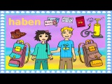 Deutsch lernen: das Verb