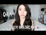 TIPS How to apply to a University in South Korea Q&ampA#2 (Eng Bahasa Subs)  Erna Limdaugh