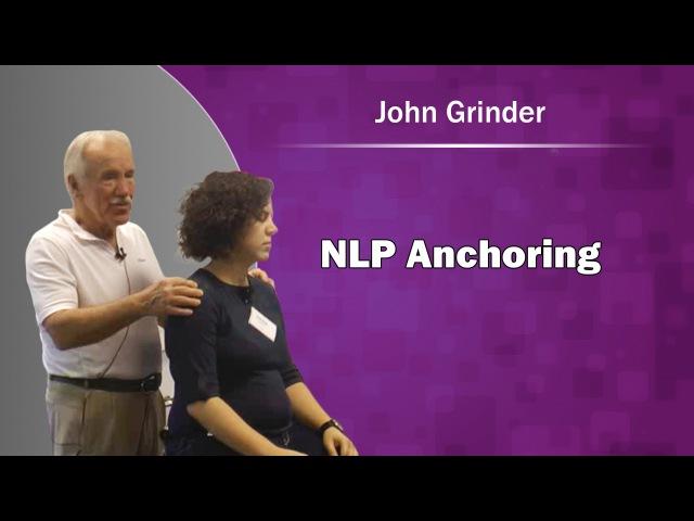 John Grinder Anchoring Demonstration