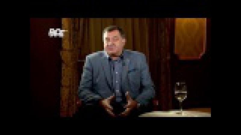Dodik u CD u Pravim državu Hadžifejzović Neće moći bez rata