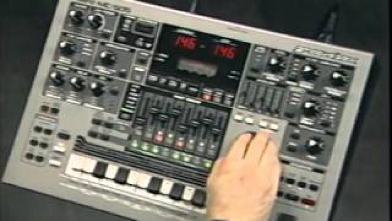 Roland MC 505 Promo Video (1998)
