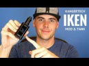 KANGERTECH IKEN KIT | Internal Battery Mod NEW IKEN Tank | AKD