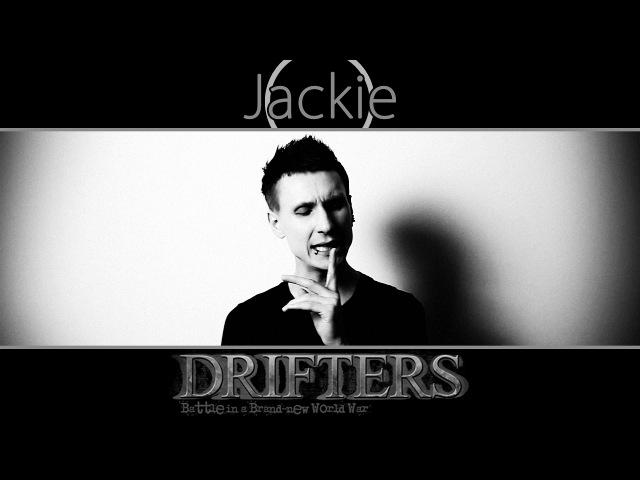 Drifters OP [Gospel Of The Throttle] (Jackie-O Russian TV-Version)