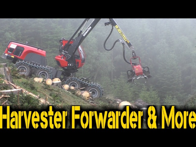 Welcome to Harvester Forwarder More 2018!