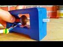 ✅Пушка Гаусса своими руками💥 ЭлектроМагнитное оружие из подручных средств