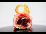 Муссовое пирожное Эклер Mousse Eclairs